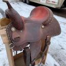 Dee Butterfield Barrel Saddle