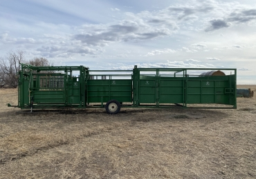 For Sale Portable sorting corral