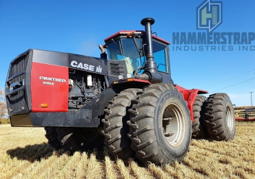 CASE IH STEIGER CP1360 PANTHER 4WD TRACTOR