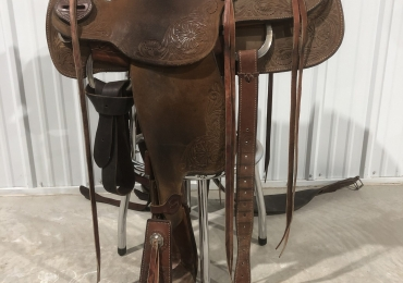 10X Frontier Saddle