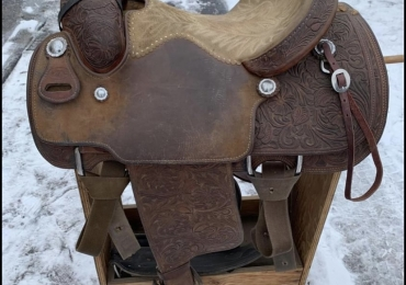 Calf Roping Saddle