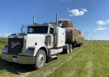 Custom Bale/Livestock/Equipment Hauling