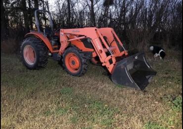 2007 Kubota Tractor