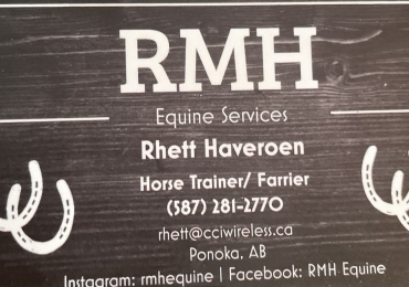 RMH Equine Services