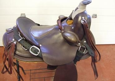 Mountain/trail saddle