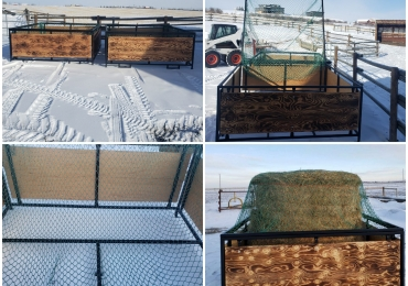 Round/Square Bale Feeders